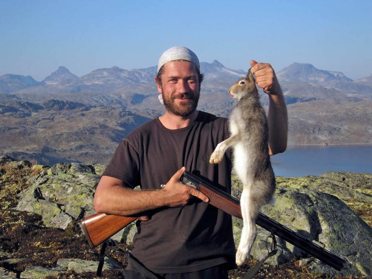 Harejakt, Åsgeir Størdal,