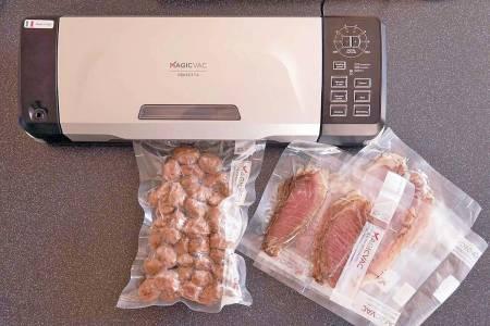 viltkjøtt, vakuumpakking, behandling av viltkjøtt