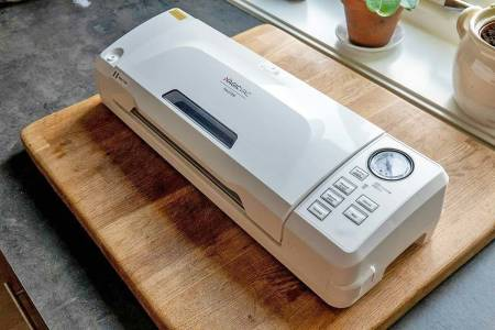 Kjøkkenmaskin vakumpakker Magic Vac Master